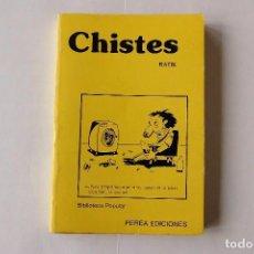 Libros de segunda mano: CHISTES. BATIK. LIBRO. Lote 62845640