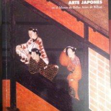 Libros de segunda mano: ARANTXA PEREDA. ARTE JAPONÉS EN EL MUSEO DE BELLAS ARTES DE BILBAO. 1998. Lote 62896176