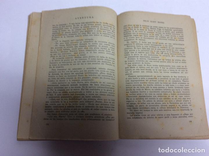 Libros de segunda mano: Aventura poema de juventudes / felix martin ibañez -ed. barcelona 1938 - Foto 2 - 62949998