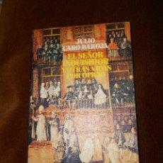 Libros de segunda mano - El Señor Inquisidor y otras Vidas por Oficio - Julio Caro Baroja -1970 2ª ed- - 62977292
