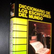 Libros de segunda mano: DICCIONARIO DE LOS ESCRITORES DEL MUNDO / EVEREST. Lote 63000156