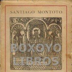 Libros de segunda mano: MONTOTO, SANTIAGO. SEVILLA EN EL IMPERIO (SIGLO XVI). Lote 63197071
