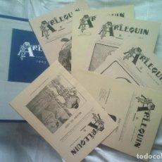 Libros de segunda mano: ARLEQUIN - EDICIÓN FACSIMIL ORIGINAL DE 1903 - 2007 34X26 CMS 800 GRS. Lote 63306408