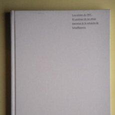 Libros de segunda mano: LOS RELOJES DE IWC (CATÁLOGO DE LAS OBRAS MAESTRAS DE LA RELOJERIA DE SCHAFFHAUSEN) 1996, 1ª EDICION. Lote 63436844