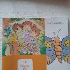 Libros de segunda mano: EL PACTO DE VENTA MINA. CEMACAM VENTA MINA. Lote 63471292