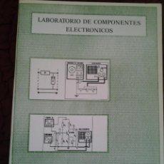 Libros de segunda mano - Laboratorio de Componente Electronicos. Escuela Universitaria de Telecomunicaciones. - 63493980