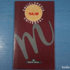 Libros de segunda mano: LIBRO DE ENCICLOPEDIA UNIVERSAL Nº 19 DE DIARIO SUR LOTE 11. Lote 63519016