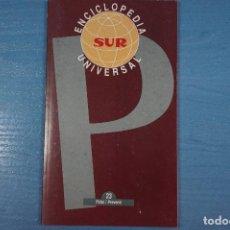 Libros de segunda mano: LIBRO DE ENCICLOPEDIA UNIVERSAL Nº 23 DE DIARIO SUR LOTE 11. Lote 63519232