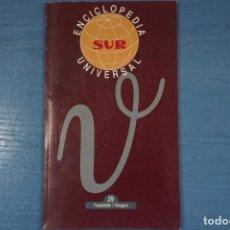 Libros de segunda mano: LIBRO DE ENCICLOPEDIA UNIVERSAL Nº 29 DE DIARIO SUR LOTE 11. Lote 63519640