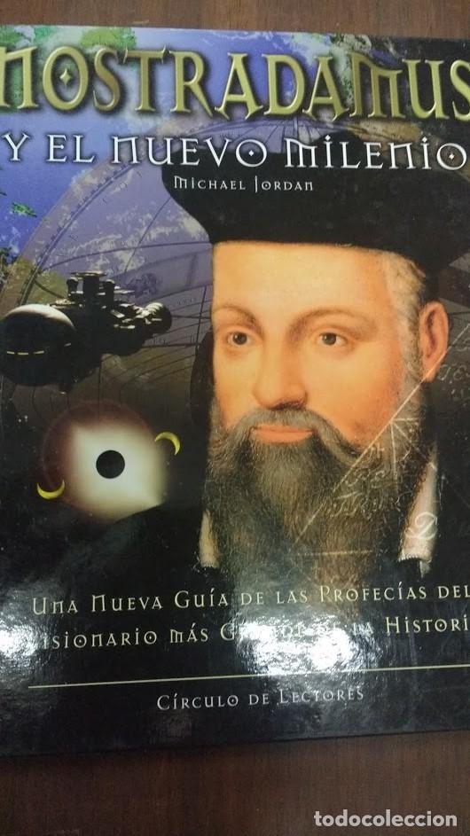 Nostradamus y el nuevo milenio comprar en todocoleccion for Ultimo libro de cuarto milenio