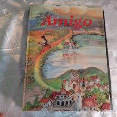 Libros de segunda mano: AMIGO, AUXILIADORA CARRERO MORENO. Lote 63983179