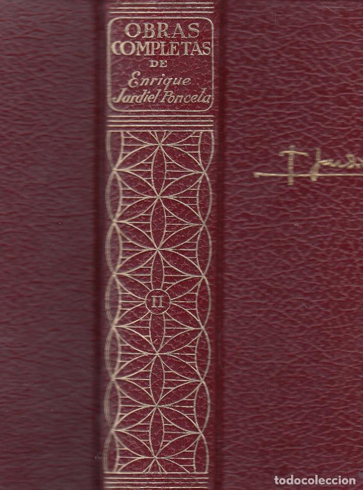 Libros de segunda mano: Enrique Jardiel Poncela. Obras completas. Barcelona, 1973. - Foto 2 - 63900315