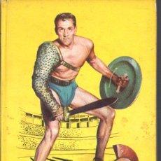 Libros de segunda mano: ESPARTACO (JUVENIL FERMA, 1961). Lote 64133507