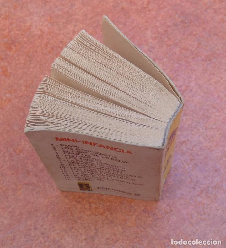 Libros de segunda mano: Pequeño libro Los tres caballeros, Walt Disney, 1975, 1988 (Ediciones B) - Foto 7 - 64167307