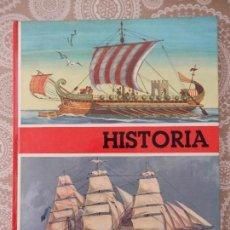 Libros de segunda mano: HISTORIA DE LA NAVE . EDITORIAL TEIDE 1965. Lote 64347667