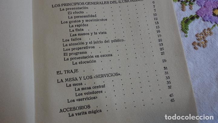 Libros de segunda mano: WHO.EL APRENDIZ DE MAGO.EDITORIAL SINTES.Nº 1. 2ªEDICION.1955 - Foto 3 - 64362299
