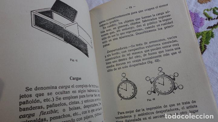 Libros de segunda mano: WHO.EL APRENDIZ DE MAGO.EDITORIAL SINTES.Nº 1. 2ªEDICION.1955 - Foto 6 - 64362299