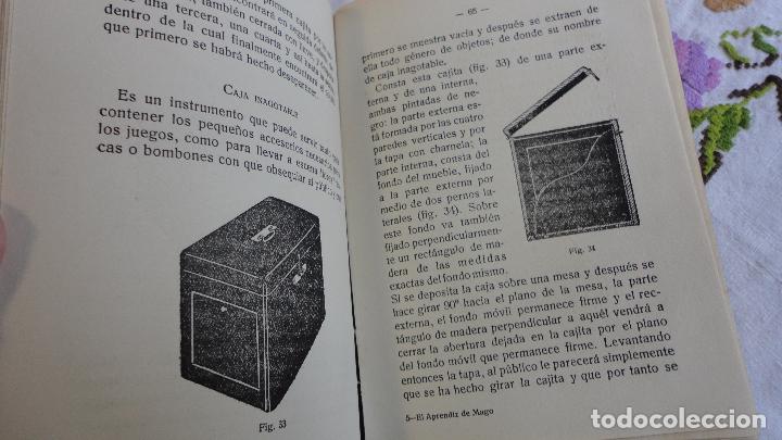 Libros de segunda mano: WHO.EL APRENDIZ DE MAGO.EDITORIAL SINTES.Nº 1. 2ªEDICION.1955 - Foto 9 - 64362299