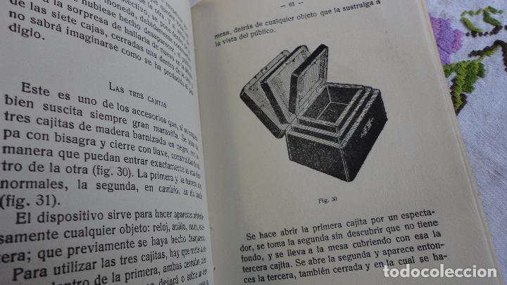 Libros de segunda mano: WHO.EL APRENDIZ DE MAGO.EDITORIAL SINTES.Nº 1. 2ªEDICION.1955 - Foto 10 - 64362299
