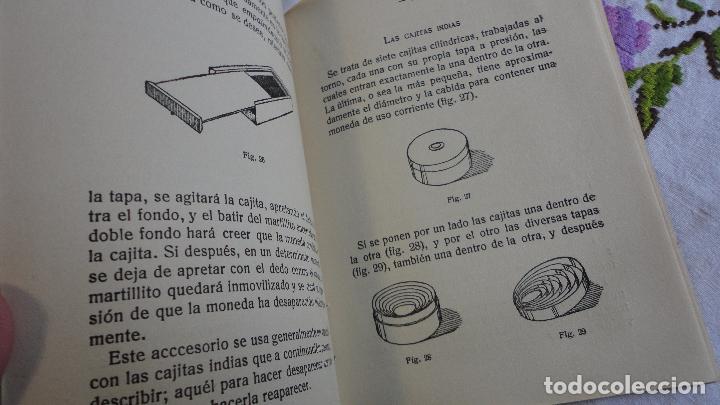 Libros de segunda mano: WHO.EL APRENDIZ DE MAGO.EDITORIAL SINTES.Nº 1. 2ªEDICION.1955 - Foto 11 - 64362299