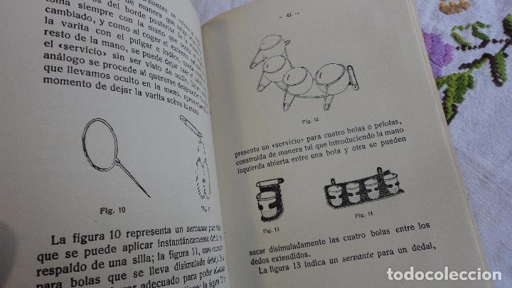 Libros de segunda mano: WHO.EL APRENDIZ DE MAGO.EDITORIAL SINTES.Nº 1. 2ªEDICION.1955 - Foto 12 - 64362299