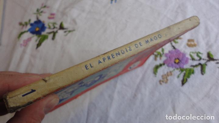 Libros de segunda mano: WHO.EL APRENDIZ DE MAGO.EDITORIAL SINTES.Nº 1. 2ªEDICION.1955 - Foto 15 - 64362299