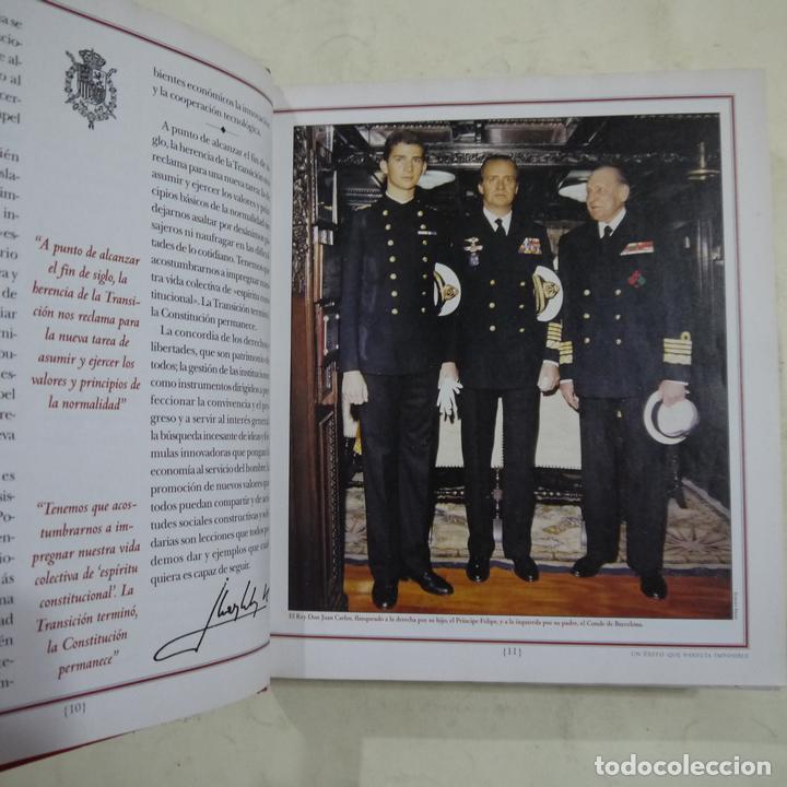 Libros de segunda mano: HISTORIA DE LA DEMOCRACIA 1975-1995. 20 AÑOS DE NUESTRA VIDA - VARIOS AUTORES - UNIDAD EDITORIAL - Foto 3 - 64412783