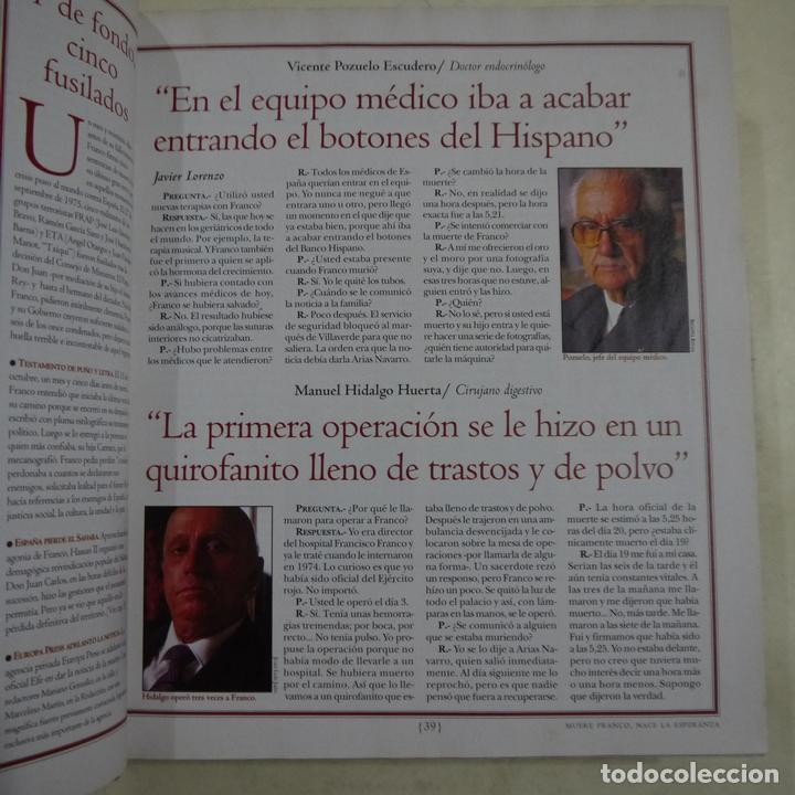 Libros de segunda mano: HISTORIA DE LA DEMOCRACIA 1975-1995. 20 AÑOS DE NUESTRA VIDA - VARIOS AUTORES - UNIDAD EDITORIAL - Foto 4 - 64412783