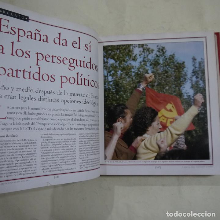 Libros de segunda mano: HISTORIA DE LA DEMOCRACIA 1975-1995. 20 AÑOS DE NUESTRA VIDA - VARIOS AUTORES - UNIDAD EDITORIAL - Foto 6 - 64412783