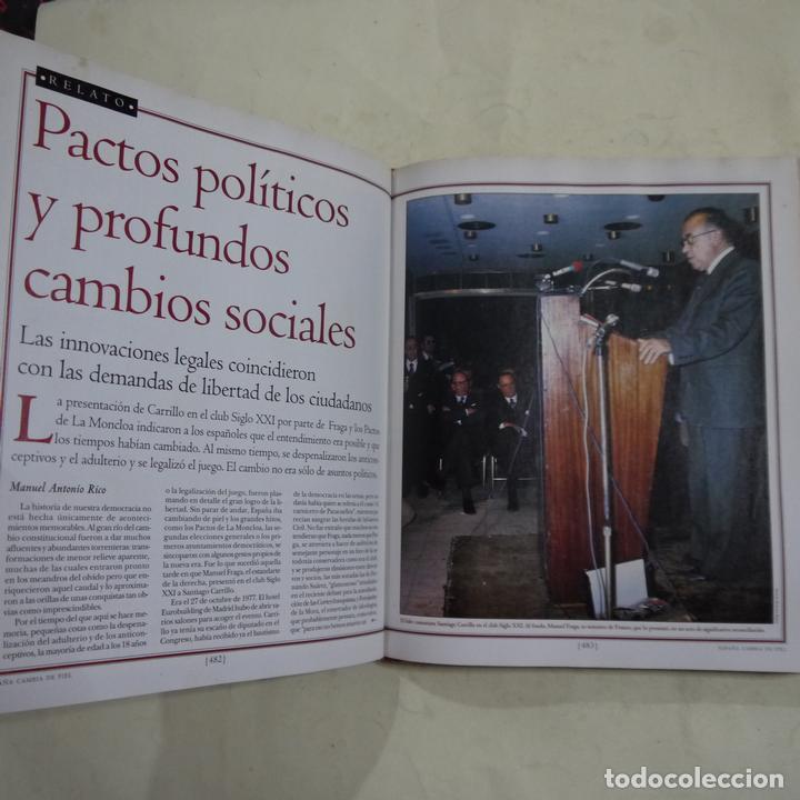 Libros de segunda mano: HISTORIA DE LA DEMOCRACIA 1975-1995. 20 AÑOS DE NUESTRA VIDA - VARIOS AUTORES - UNIDAD EDITORIAL - Foto 8 - 64412783