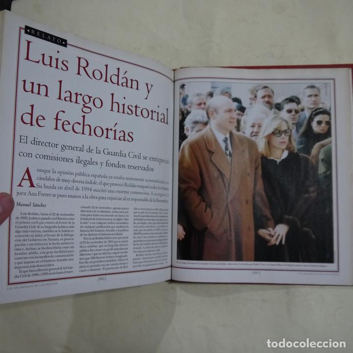 Libros de segunda mano: HISTORIA DE LA DEMOCRACIA 1975-1995. 20 AÑOS DE NUESTRA VIDA - VARIOS AUTORES - UNIDAD EDITORIAL - Foto 11 - 64412783