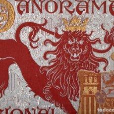 Libros de segunda mano: VESIV LIBRO PANORAMA NACIONAL TOMO II. Lote 64441995