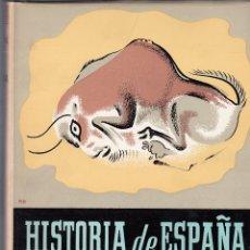 Libros de segunda mano: RAMÓN MENÉNDEZ PIDAL. HISTORIA DE ESPAÑA. TOMO I. ESPAÑA PREHISTÓRICA. MADRID, 1975. MAS. Lote 64491135