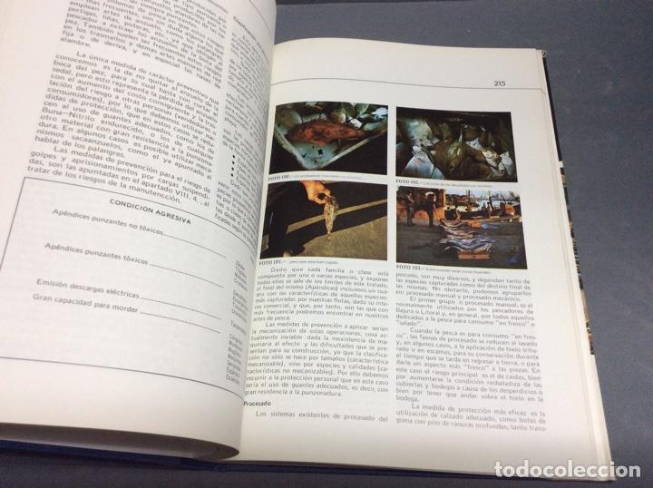 Libros de segunda mano: MANUAL TECNICO DE SEGURIDAD E HIGIENE EN LA MAR - Foto 2 - 64617642
