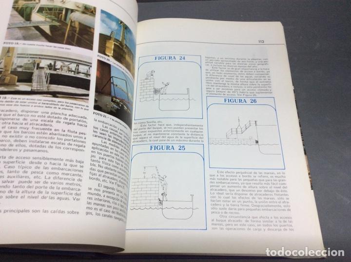Libros de segunda mano: MANUAL TECNICO DE SEGURIDAD E HIGIENE EN LA MAR - Foto 3 - 64617642