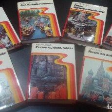 Libros de segunda mano: EDITORIAL PLANETA BARCELONA. 7 LIBROS. Lote 64660695