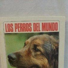 Libros de segunda mano: LOS PERROS DEL MUNDO . Lote 64663667