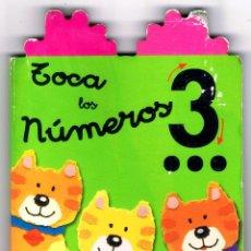 Libros de segunda mano: TOCA LOS NÚMEROS 3 EDICIONES SUSAETA 16 PAGINAS MD291. Lote 64735411