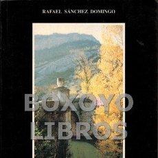 Libros de segunda mano: SÁNCHEZ DOMINGO, RAFAEL. LAS MERINDADES DE CASTILLA VIEJA Y SU JUNTA GENERAL. Lote 64197951