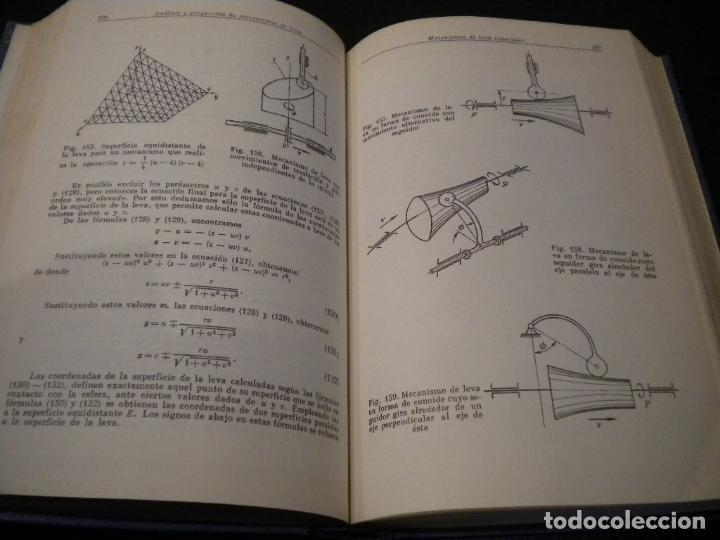 Libros de segunda mano: curso de la teoria de mecanismos y maquinas / G.G. Baranov - Foto 2 - 64764251