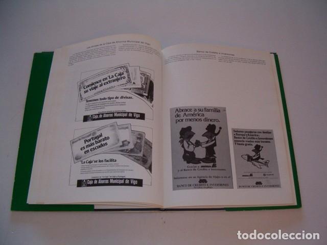 Libros de segunda mano: VV. AA. Ecovigo: 25 años de anuncios. RM77260. - Foto 2 - 64765523