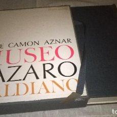 Libros de segunda mano: MUSEO LAZARO GALDIANO. Lote 64769343