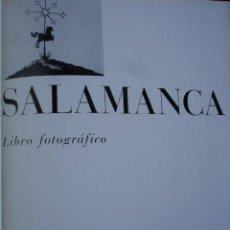 Libros de segunda mano: SALAMANCA LIBRO FOTOGRAFICO.DIPUTACION.1965.176 PG FOLIO. Lote 64933739