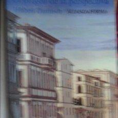 Libros de segunda mano: EL ORIGEN DE LA PERSPECTIVA, HUBERT DAMISCH, ED. ALIANZA FORMA, 1997. Lote 64945639