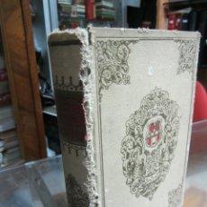 Libros de segunda mano: HISTORIA DEL CLUB DE FUTBOL BARCELONA ALBERTO MALUQUER Y MALUQUER . Lote 64972395