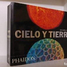 Libros de segunda mano: CIELO Y TIERRA . Lote 65278355