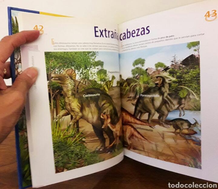 Enciclopedia ilustrada de los dinosaurios y la - Vendido