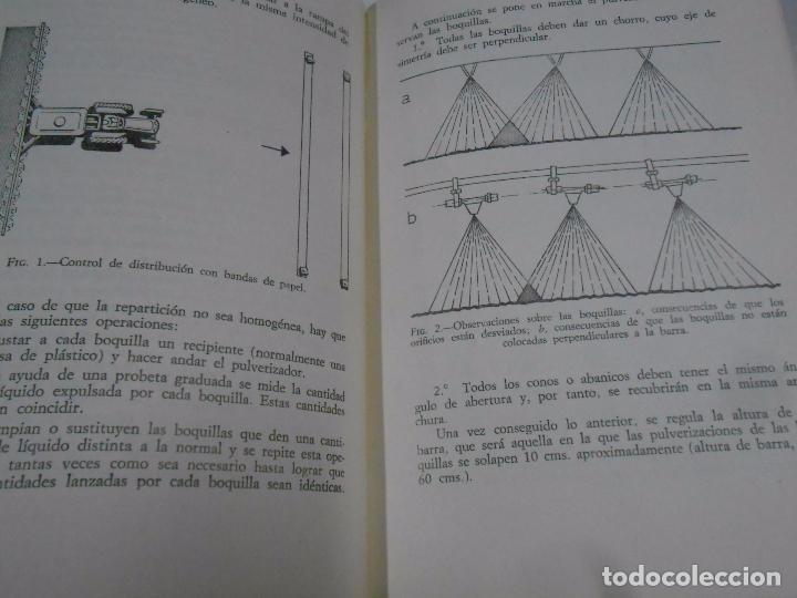Libros de segunda mano: GUIA DE APLICACION DE HERBICIDAS. MINISTERIO DE AGRICULTURA. FERNANDO BESNIER ROMERO. TDK47 - Foto 2 - 65361647