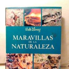 Libros de segunda mano: MARAVILLAS DE LA NATURALEZA WALT DISNEY EDICIONES GAISA S.L.. Lote 65670181
