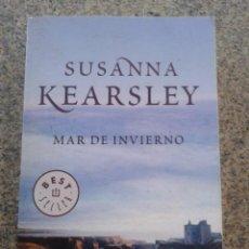 Libros de segunda mano: MAR DE INVERNO -- SUSANNA KEARSLEY -- DEBOLSILLO - 2010 --. Lote 65778754